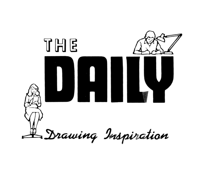 The Daily - Drawing Inspiration
