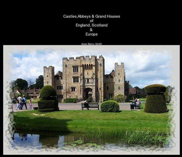 Castles,Abbeys & Grand Houses of England, Scotland & Europe