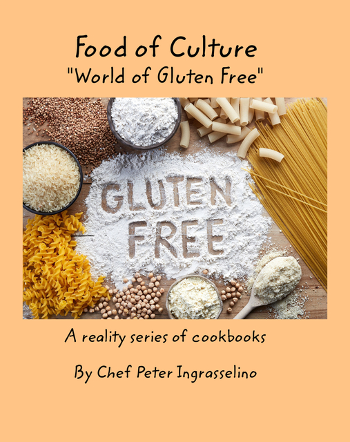 "Food of Culture ""World of Gluten Free"""