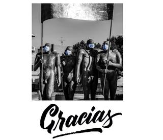 Gracias. book cover
