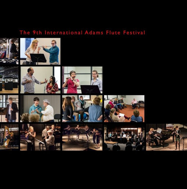 The 9th International Adams Flute Festival