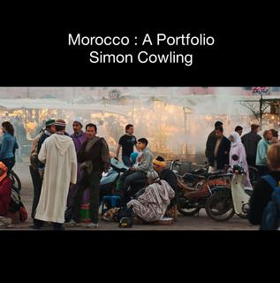 Morocco : A Portfolio book cover