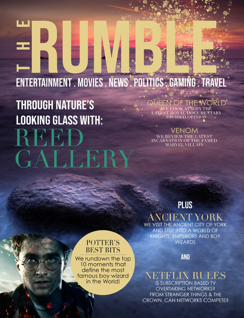 The RUMBLE: issue #2