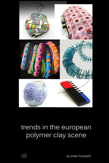 trends in the european polymer clay scene