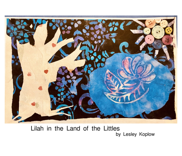 Lilah in the Land of the Littles