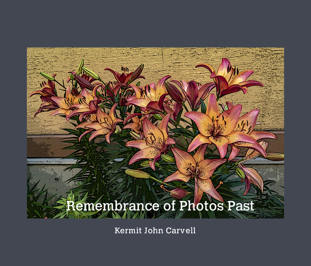 Remembrance of Photos Past