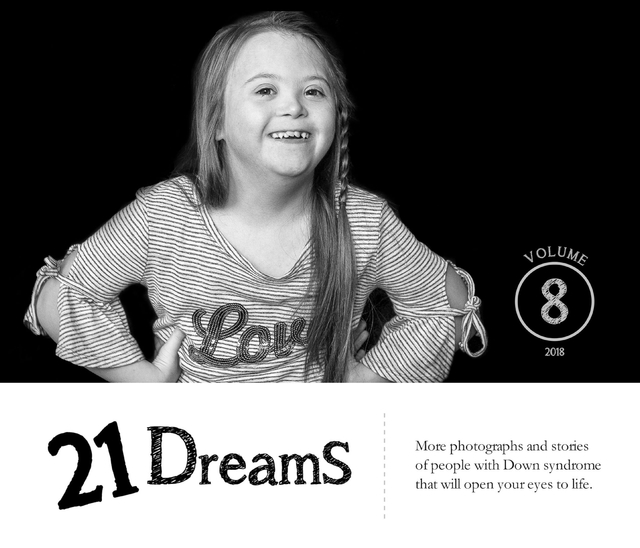 21 DreamS - stories that will open your eyes to life - Volume 8