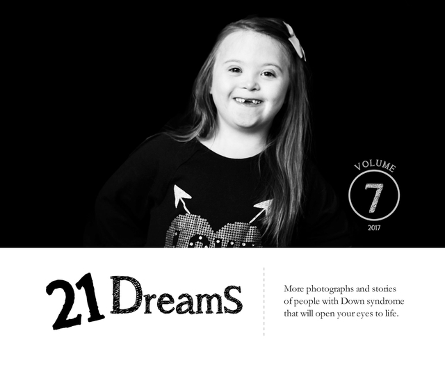 21 DreamS - stories that will open your eyes to life - Volume 7