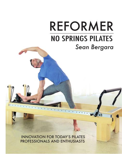 Reformer No Springs Pilates