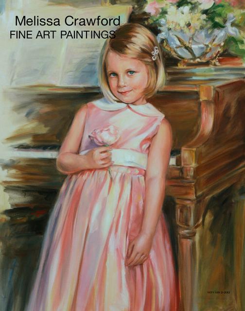 Melissa Crawford FINE ART PAINTINGS