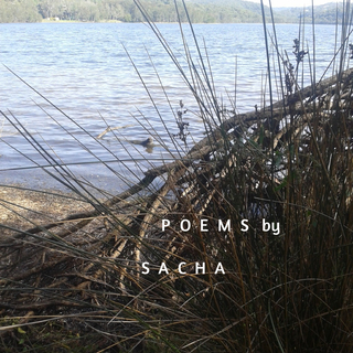 Poems by Sacha book cover