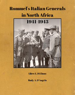 Rommel And His Italian Generals in North Africa 1941-1943 book cover