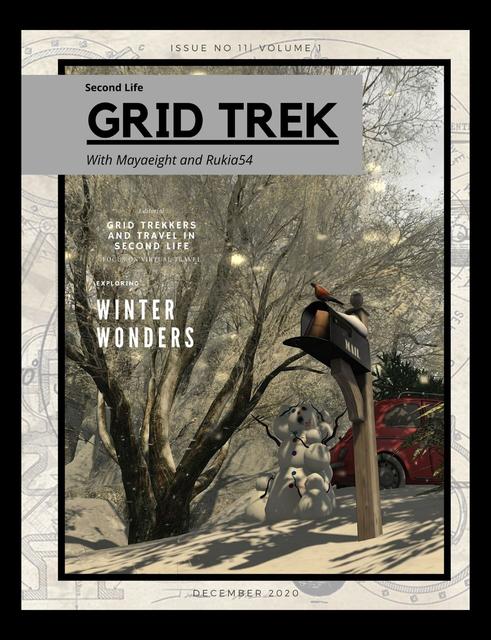 Grid Trek Magazine December 2020