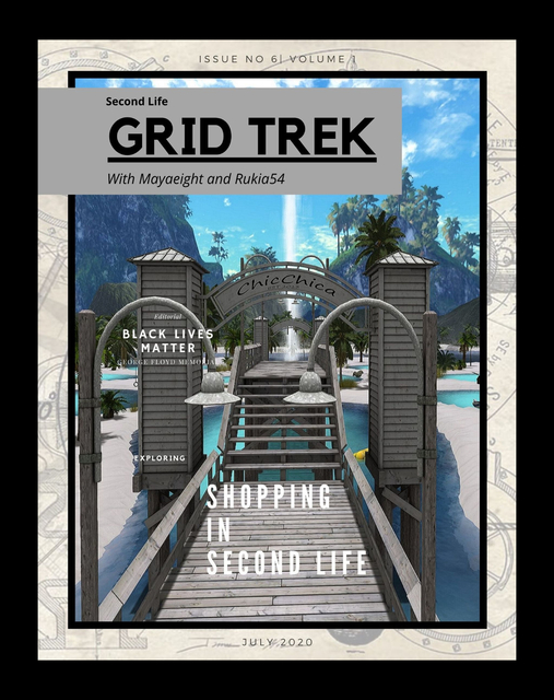 Grid Trek Magazine July 2020
