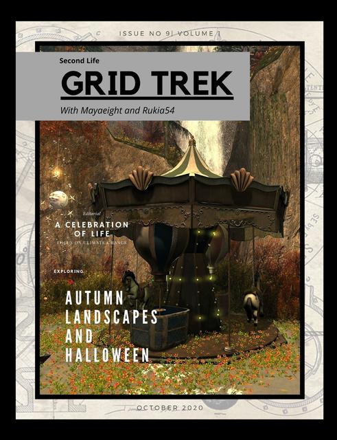 Grid Trek Magazine October 2020 Issue