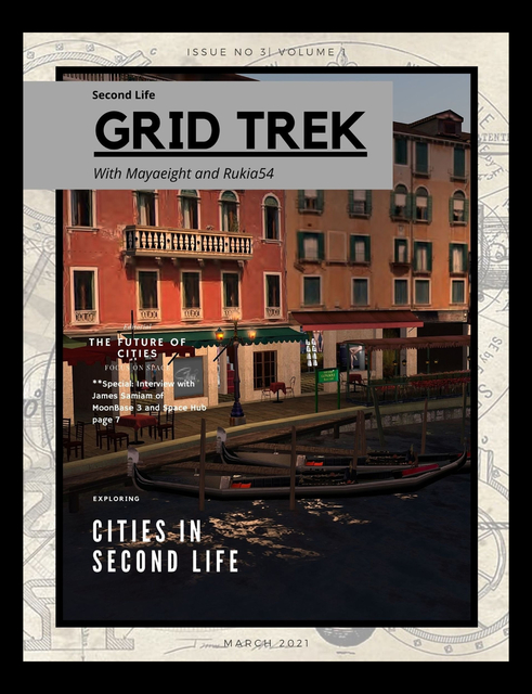 Grid Trek Magazine March 2021 Issue 3