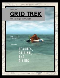 Grid Trek Magazine June 2020 book cover