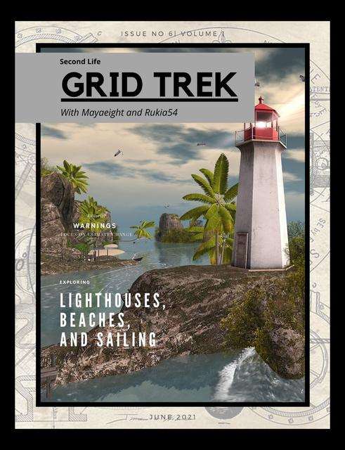 Grid Trek Magazine June 2021