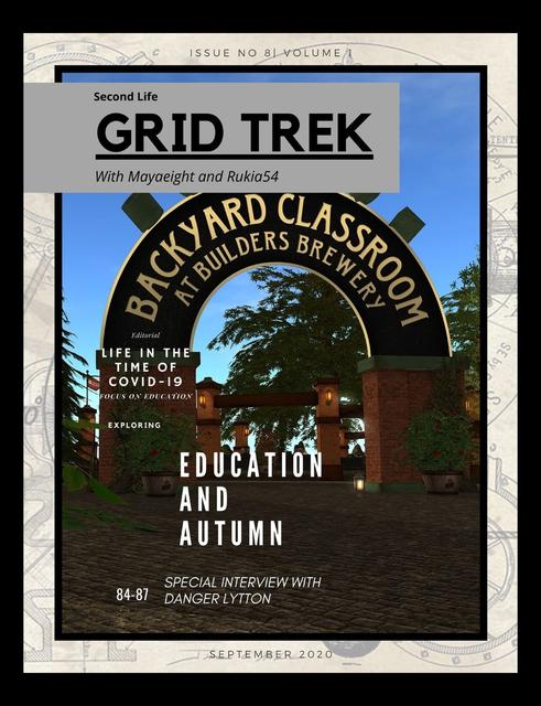 Grid Trek Magazine September 2020