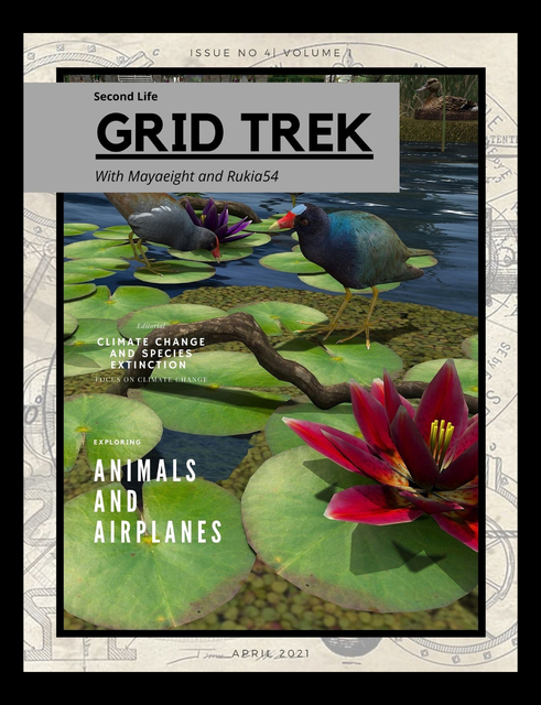 Grid Trek Magazine April 2021 Issue 4