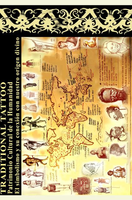 TRADITIONAL TATTOO. Patrimonio Cultural de la Humanidad.