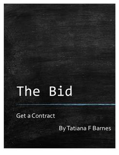 The Bid book cover