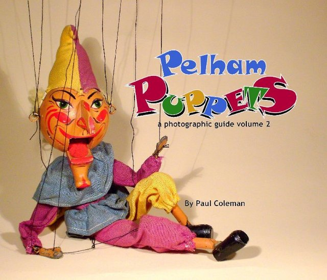 Pelham Puppets a Photographic Guide Volume 2
