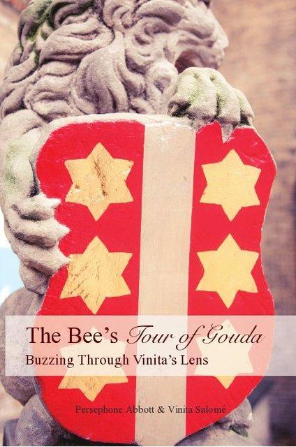 The Bee's Tour of Gouda Buzzing Through Vinita's Lens