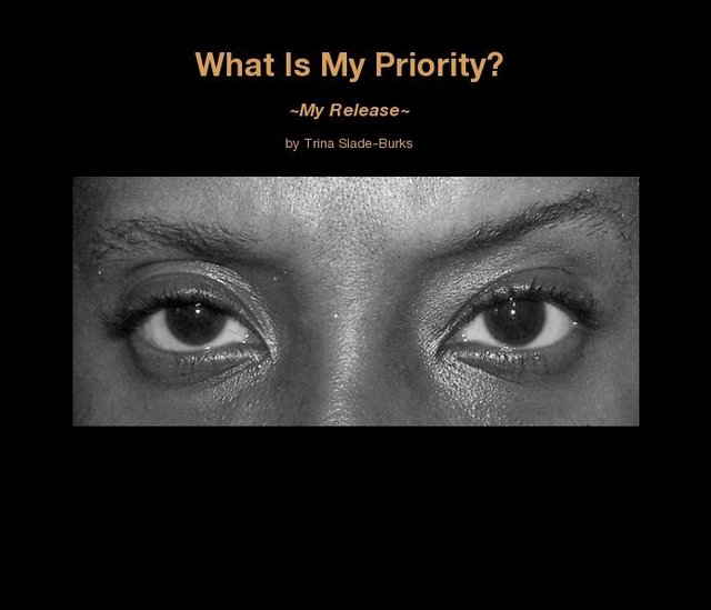What Is My Priority?