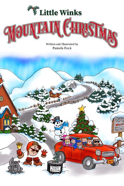 Little Winks Mountain Christmas