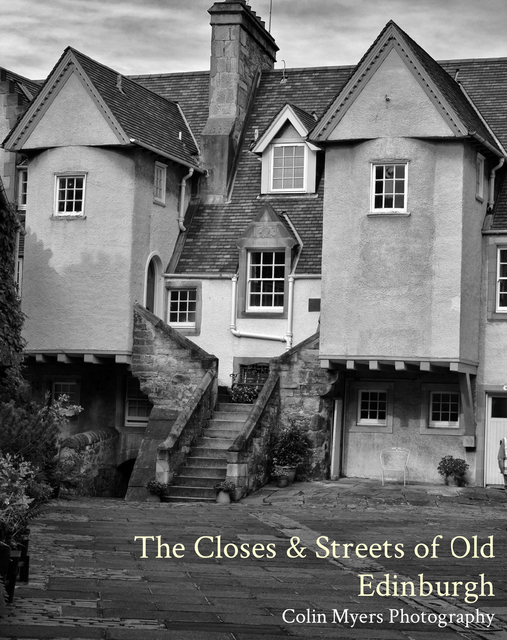 The Closes & Streets of Old Edinburgh