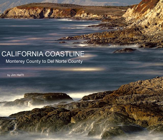 CALIFORNIA COASTLINE Monterey County to Del Norte County
