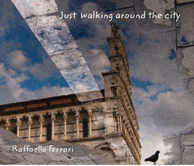 Just Walking Around the City