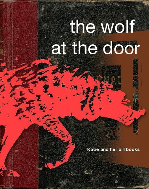 the wolf at the door Katie and her bill books