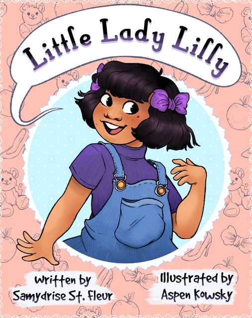 Little Lady Lilly Children's Book