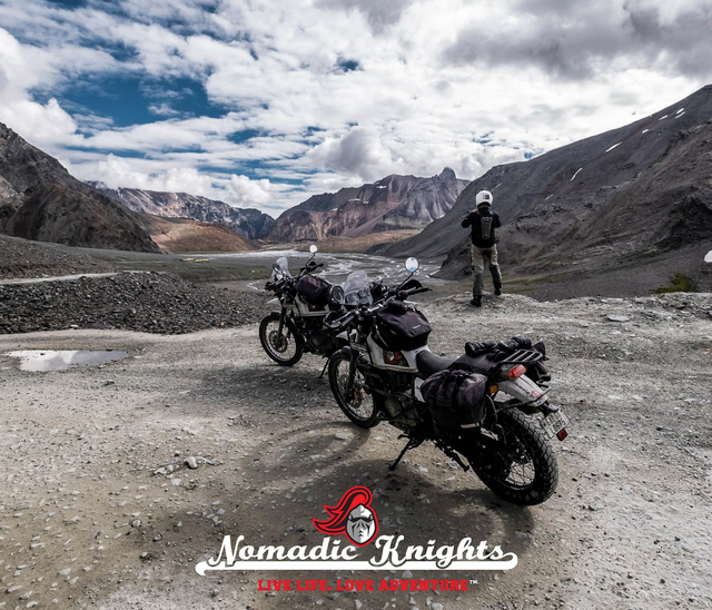 Nomadic Knights Roof of India 2019