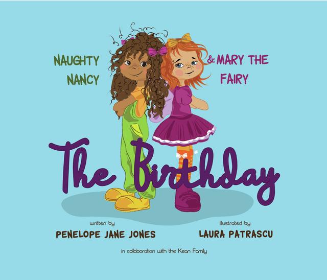 Naughty Nancy and Mary The Fairy