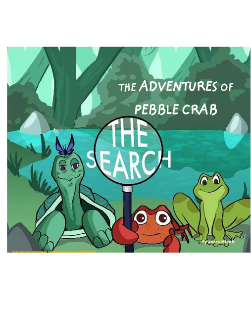 The Adventures of Pebble Crab