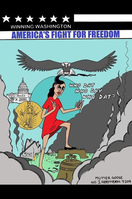 America's Fight For Freedom