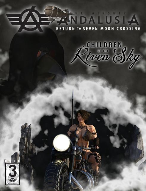 Children of the Riven Sky