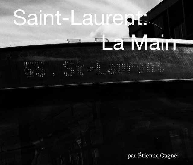 Saint-Laurent: La Main
