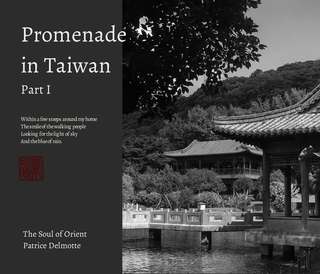 Promenade in Taiwan - Part I - Within a few steeps around my home The smile of the walking people book cover