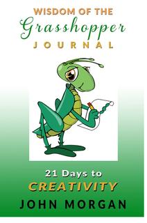 Wisdom of the Grasshopper book cover