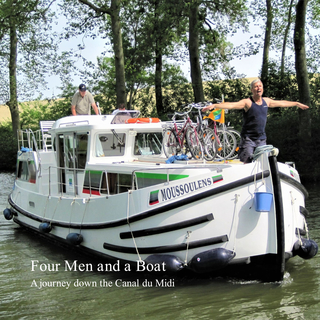 Four Men and a Boat book cover