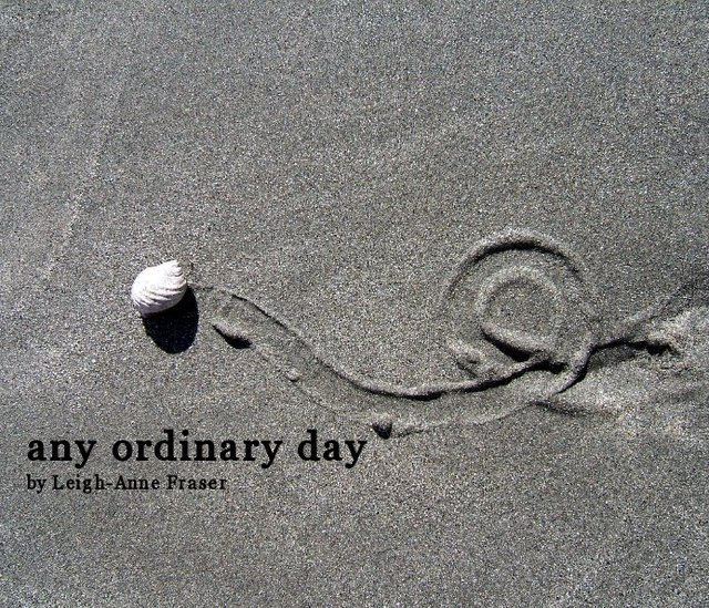 any ordinary day by leigh-anne fraser