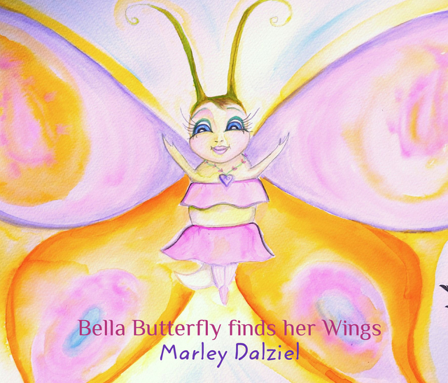BELLA Butterfly finds her wings