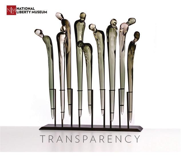 Transparency - LGBTQ Glass Art Show Case