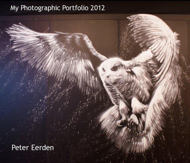 My Photographic Portfolio 2012