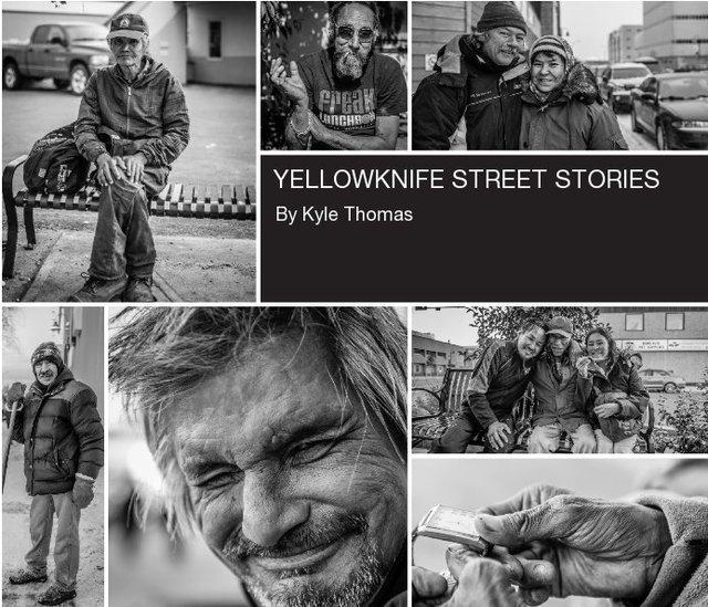 Yellowknife Street Stories