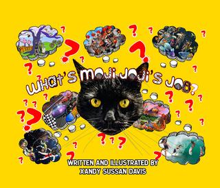 What's Moji Joji's Job? book cover